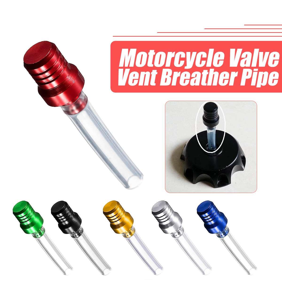 Universal Green Gas Fuel Cap Valve Vent Breather Hose Tube for ATV Dirt Bike