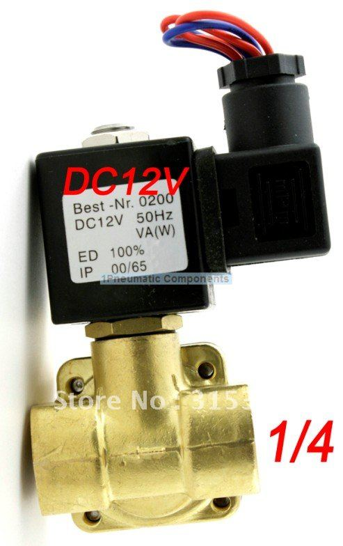 High quality 14 230 psi electric solenoid valve 12 vdc normally please ccuart Image collections