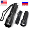 ZK20 LED Flashlight EDC Q250 Portable T6/Mini Q5 LED Torch Zoomable LED Flashlight Aluminum Torch Light Outdoor Camping TL360 1