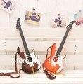Brinquedo guitarra criança instrumento musical guitarra elétrica estilo Iniciante aprender a tocar guitarra 1 pcs