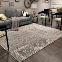 200x240 см Nordic классический ковры для Гостиная дома Спальня Ковры s и ковры Кофе стол площадь Ковры дети играть Коврики Домашний Декор