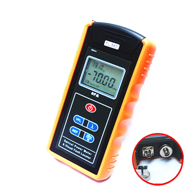 Optical Power Meter Red Light Source machine TL-560A Optical Power Meter red light 10MW Visual Fault Locator Free shippingOptical Power Meter Red Light Source machine TL-560A Optical Power Meter red light 10MW Visual Fault Locator Free shipping