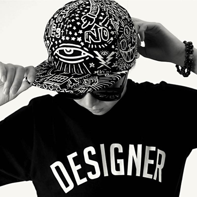 New brand hip hop eye graffiti snapback caps fashion doodle street jpg  800x800 Graffiti de gorras d0e3e431dee