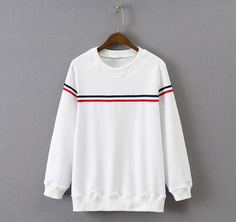 HTB1VbtgSpXXXXbMXFXXq6xXFXXXi - Long Sleeve Striped Sweatshirts Kpop PTC 72