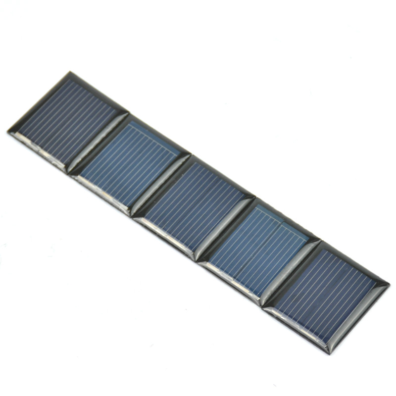 Baterias Solares células solares para diy experimento Material : Silicone Monocristalino
