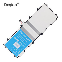 Dxqioo P7500 SP3676B1A Battery Fit For Samsung Galaxy Tab 2 10 1inch P5100 P5110 P7500 P7510