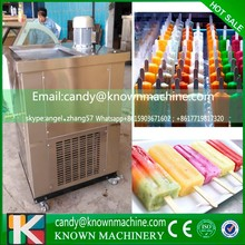 Hard Ice cream Maker machine with 40 sticks one mould 220V