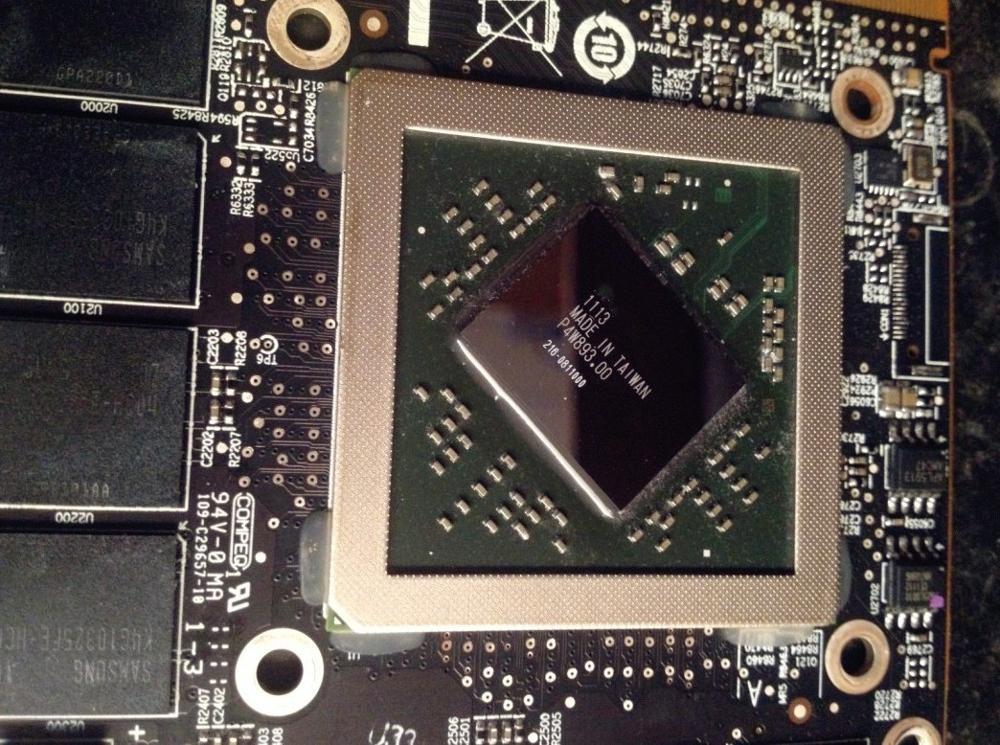 """וידאו כרטיס גרפי HD 6970M HD6970 hd6970m 2GB 2G VGA וידאו כרטיס גרפי עבור Apple iMac 27"""" אמצע 2011 Radeon A1311 A1312661-5969 100% מבחן (3)"""