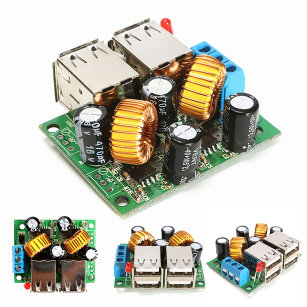 Hot Sale High Quality USB Step-down Power Supply Module