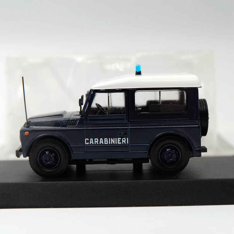 Grani & Partners 1:43 Fiat Nuova Campagnola 1985 Carabineri blue Toys car Models Limited Edition Diecast