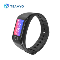 Teamyo H10pro Smart Bracelet Watches Blood Pressure Heart Rate Monitor Fitness Bracelet Activity Tracker GPS For