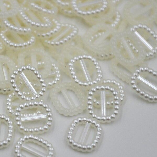 fec383675 100 قطعة/الوحدة 10 ملليمتر العاج زهرة الخرز ABS الراتنج Flatback مقلد  اللؤلؤ الخرز مجوهرات الحرف الديكور سكرابوكينغ