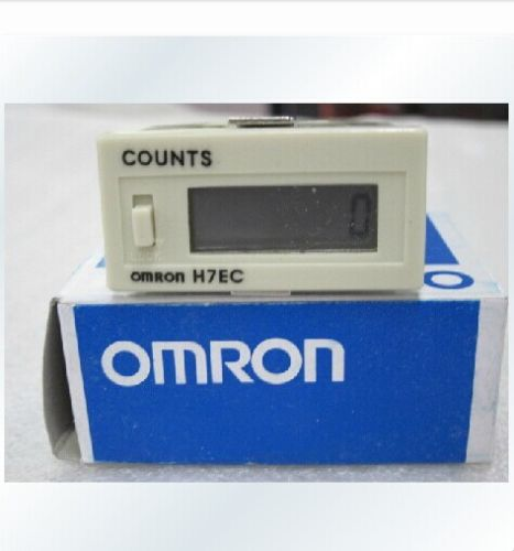 Omron H7ET time counter
