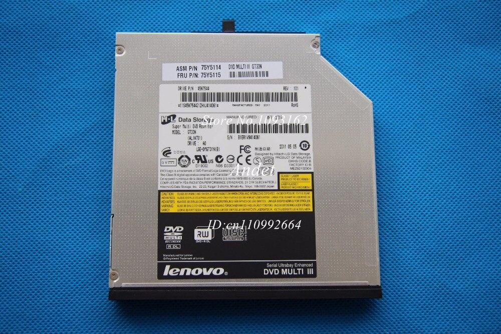 Marque Nouvelle 8X DVD RW Ram pour Lenovo Thinkpad T420 T420i DL Burner 24X CD Écrivain 75Y5115 45N7544