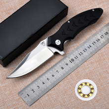 100% Snake head XJ11 folding knife bearing system utility tactical survival folding knife outdoor camping tools