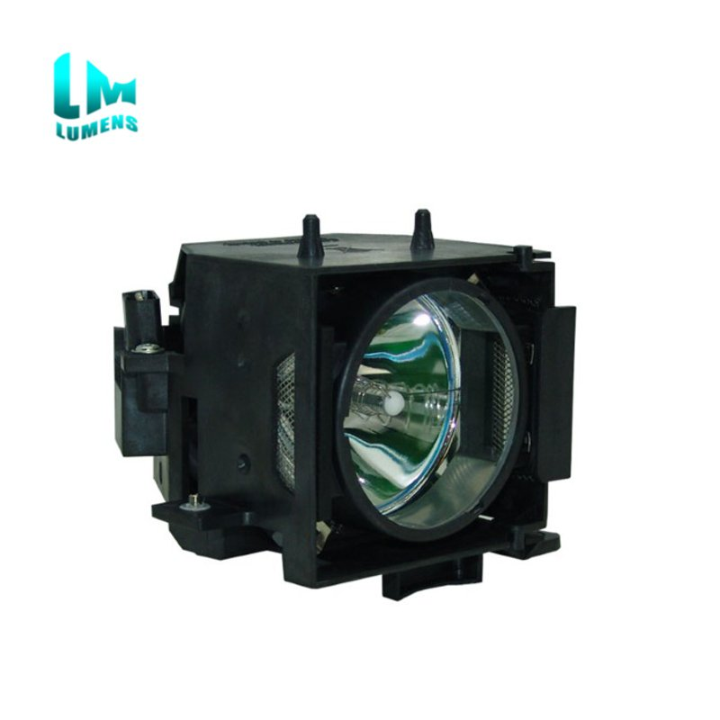ELPLP45  projector lamp Compatible bulb with housing for EPSON PowerLite 6100i  EMP-6000 EMP-6100 lamp housing for epson elp lp32 elplp32 projector dlp lcd bulb