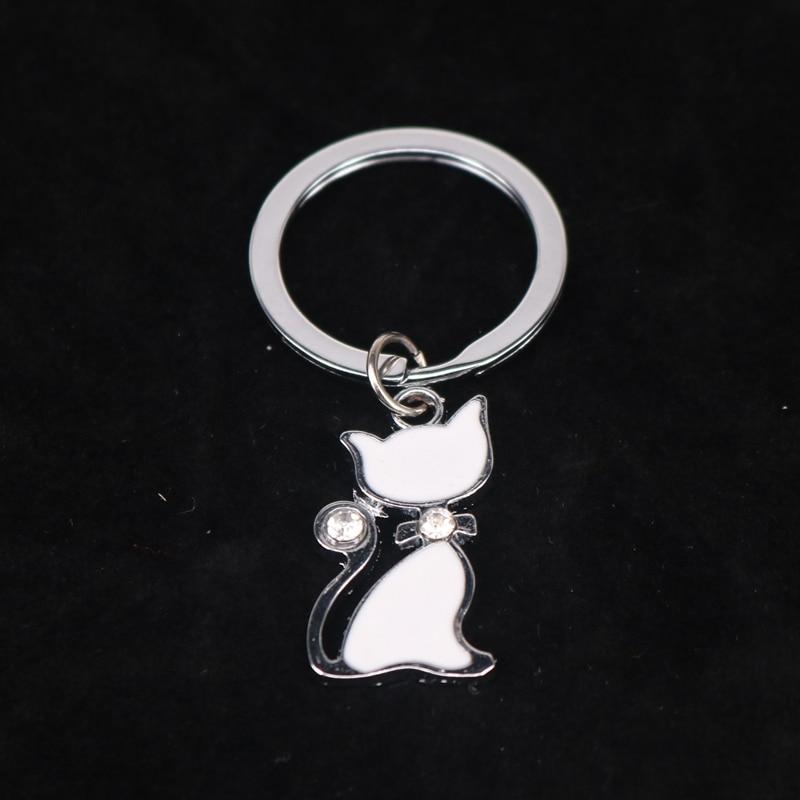 New Fashion Charm Mouse Keychain  Choker Charm Key Chain Mini Key Rings Charm Factory Price Handmade Jewelry