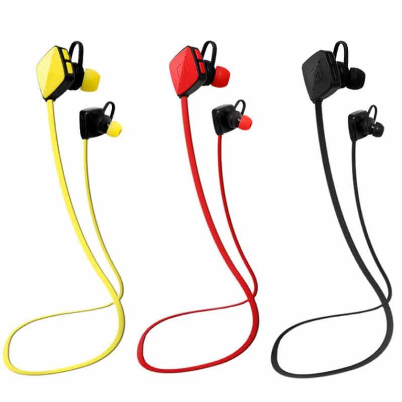 Nuevo Deporte Corriendo Auriculares Inalámbricos Bluetooth En La Oreja 4.1 de Ca