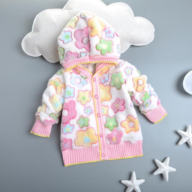 New kids outono/inverno desgaste Crianças camisola do miúdo camisola Do Natal moda cardigans blusas Grossas Quentes do bebê do menino