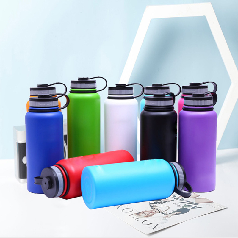 Insulated sports water bottle 2