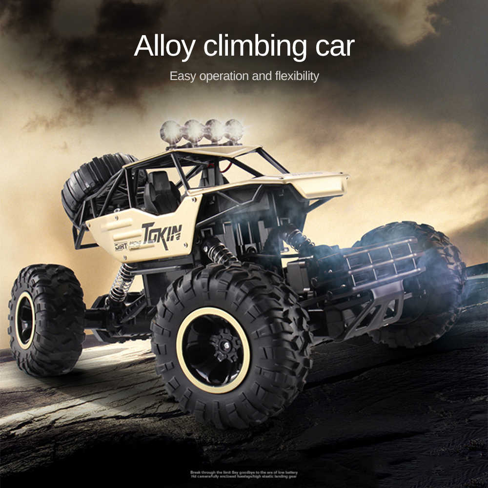 RC Car 1/12 4WD Remote Control High Speed Vehicle 2 4Ghz Electric RC