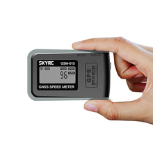 2019 SKYRC GSM-015 GNSS GPS Speed Meter for RC Drones FPV Mu