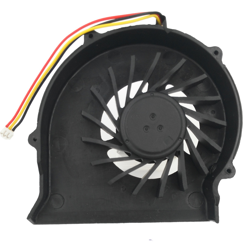 New Laptop Cooling Fan For MSI VR610 VR630 PN:6010H05F PF1 CPU Cooler/Radiator Fan delta 12038 12v cooling fan afb1212ehe afb1212he afb1212hhe afb1212le afb1212she afb1212vhe afb1212me