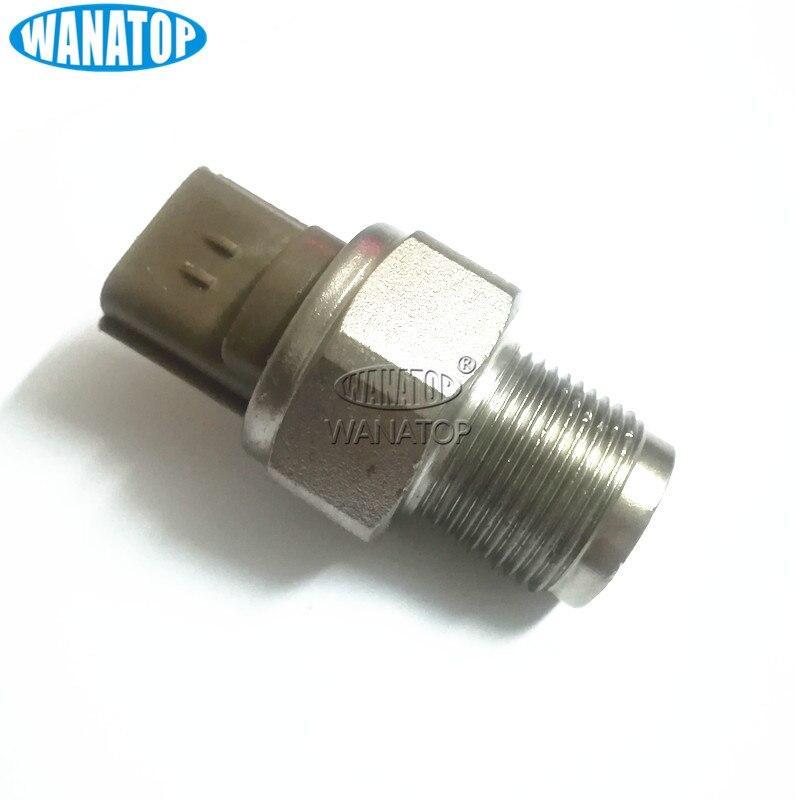 RAIL de CARBURANT HAUTE PRESSION CAPTEUR 499000-6131 pour NISSAN NAVARA D40 RAMASSAGE NP300 2.5 DCI