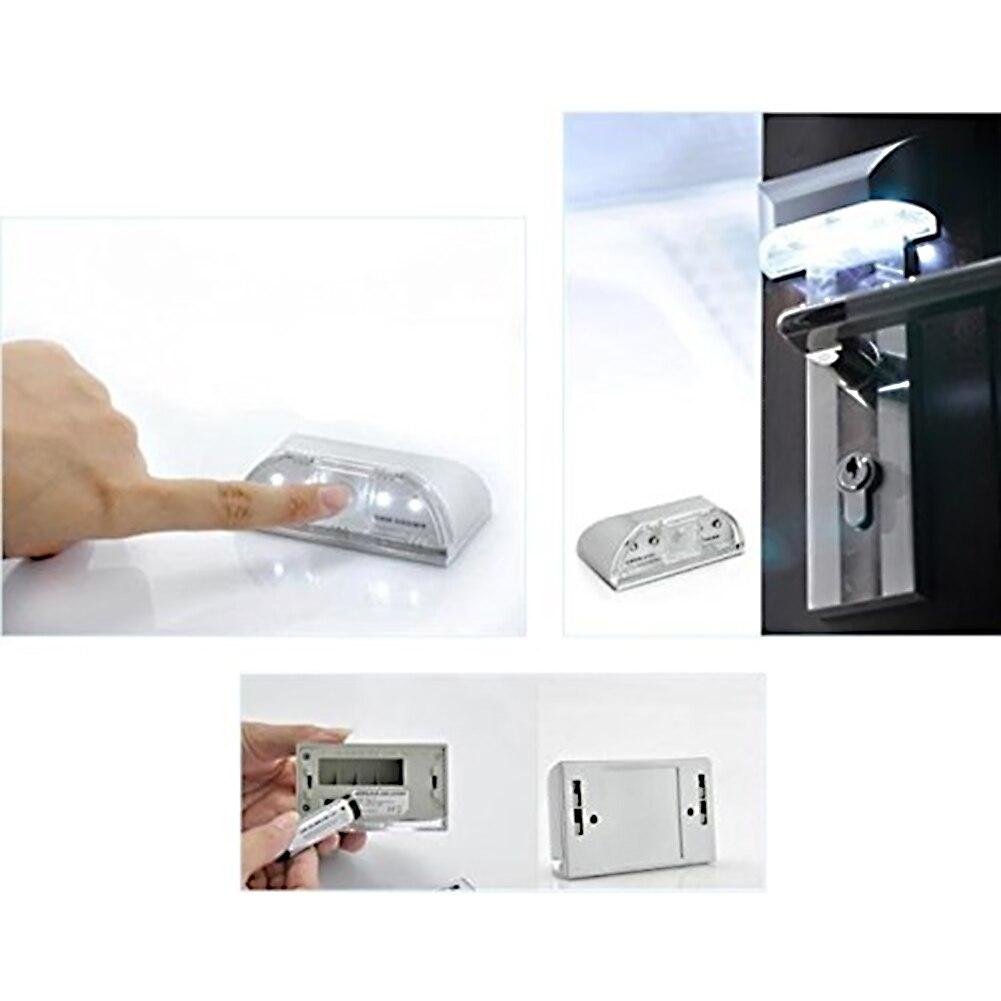 Luzes da Noite bloqueio inteligente luz do armário Material do Corpo : Plástico