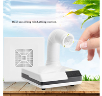Nail Cleaner Personal Care Appliances Ladies ' Beauty tools Nail Dust Machine Telescopic pipe Dust absorption