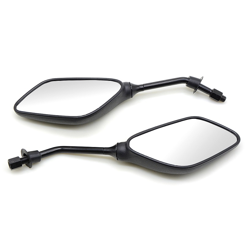 Motorcycle Rearview Mirror Moto accessories For <font><b>yamaha</b></font> r1 r3 r6 mt 07 09 10 xmax nmax tmax r25 ybr 125 cafe racer <font><b>parts</b></font> yz <font><b>xt600</b></font> image