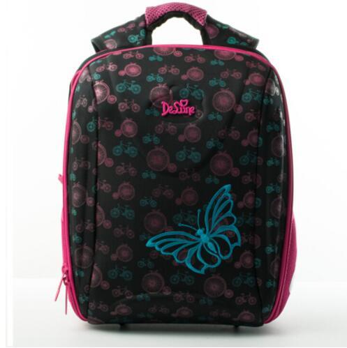 Delune Marke Kinder Ergonomische Design Jungen 3D Cartoon Schul Rucksack EVA Gefaltet Nylon Orthopädische Kinder Schule Taschen Für Mädchen-in Schultaschen aus Gepäck & Taschen bei  Gruppe 1
