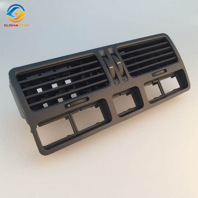 4 1J0819728 1J0 819 728 ELISHASTAR новый черный Центральный приборной панели вентиляционное отверстие для Гольф Бора