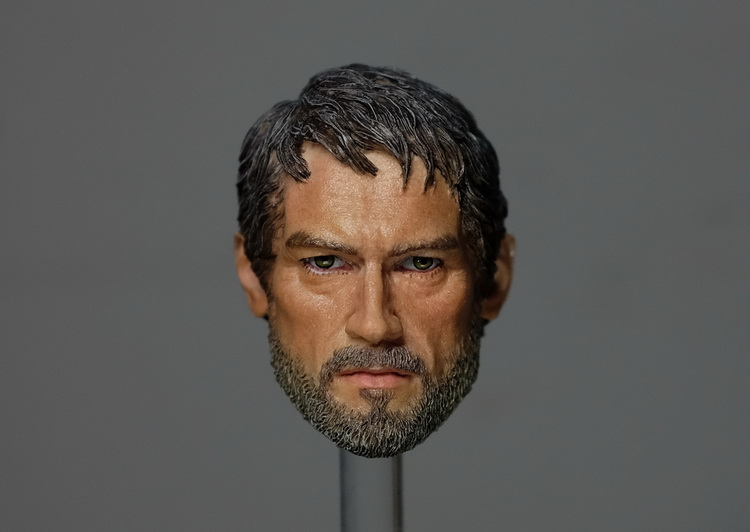 1/6 figure doll head shape for 12 action figure doll accessories The Last of Us JOEL male Head carved not include body,clothes 1 6 scale figure head shape for 12 action figure doll rise of the planet of the apes caesar doll head for figure accessories
