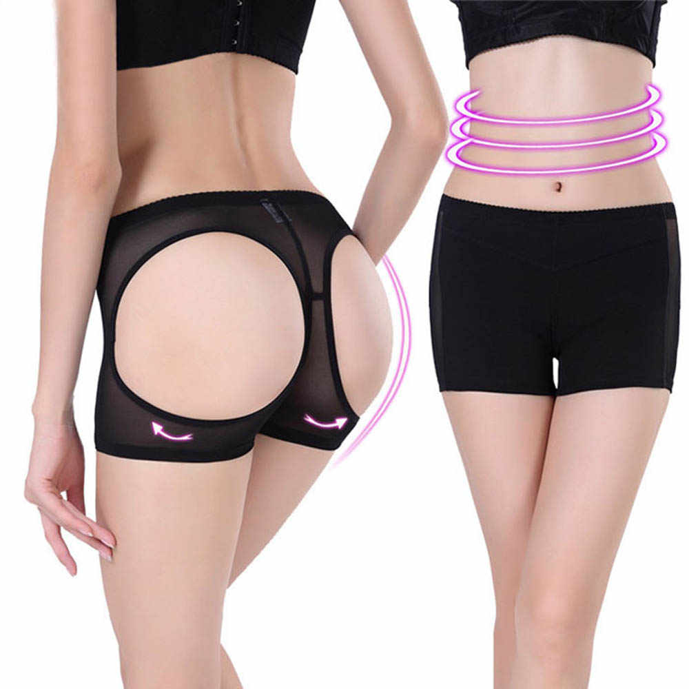 76fc0ac37 ... Brand New Women Shaperwears Sexy Butt Lifter Panty Body Enhancer Tummy  Control Panties Briefs Underwear Booty ...