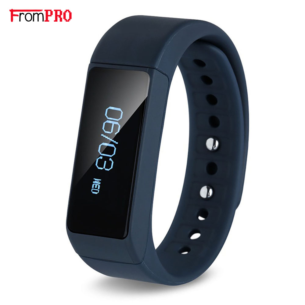Smart Bracelet I5 Plus Bluetooth 4 0 Waterproof Touch Screen Fitness Tracker Health Wristband Sleep Monitor