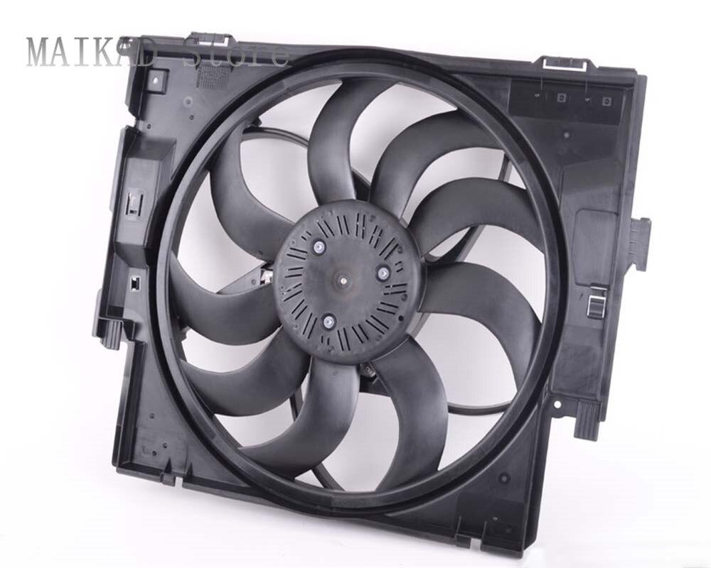Radiator Cooling Fan for BMW F32 F33 418i 420i 428i 430i 435i 440i 418d 425d 430d 420d 420iX 428iX 430iX 435iX 17428641964|Fans & Kits| |  -