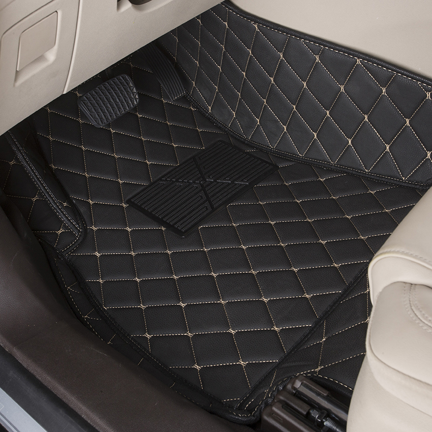 Car Foot Mats For Renault Scenic Fluence Koleos Laguna Megane
