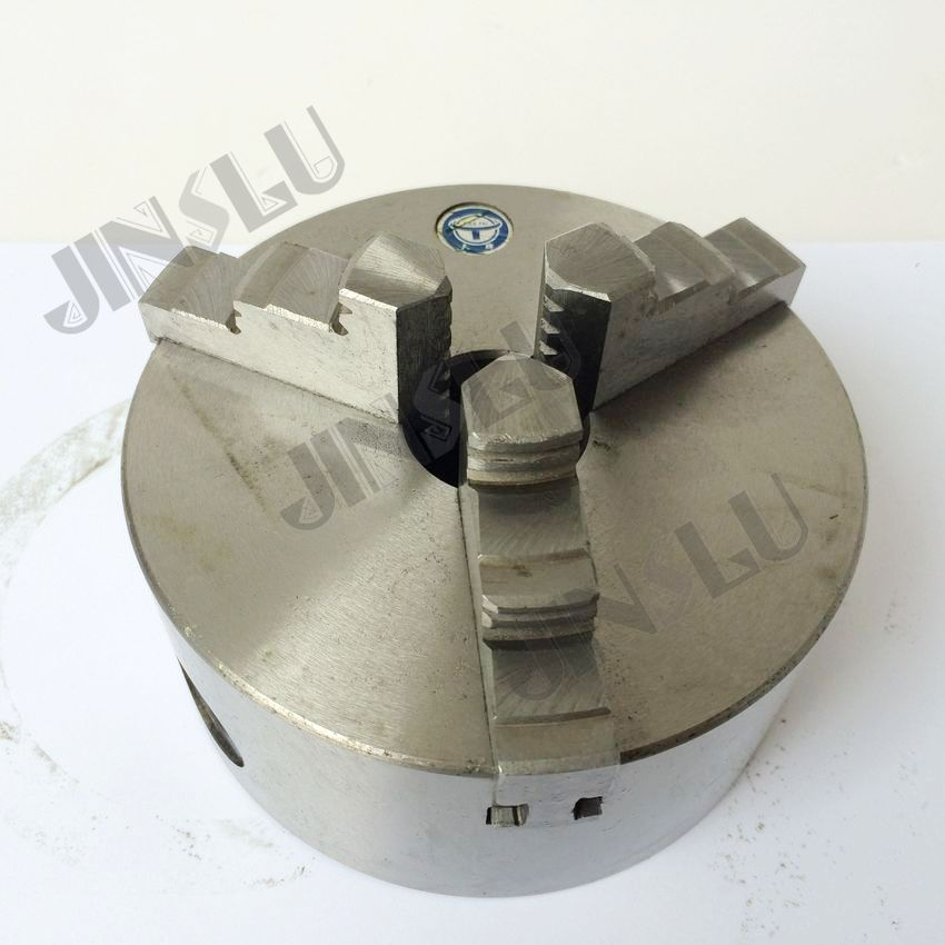 3 jaws chuck K11-130 lathe chucks machines tools for CNC machines tool k12 130 four jaws self centering chucks 130mm for cnc machines tools lathe chuck