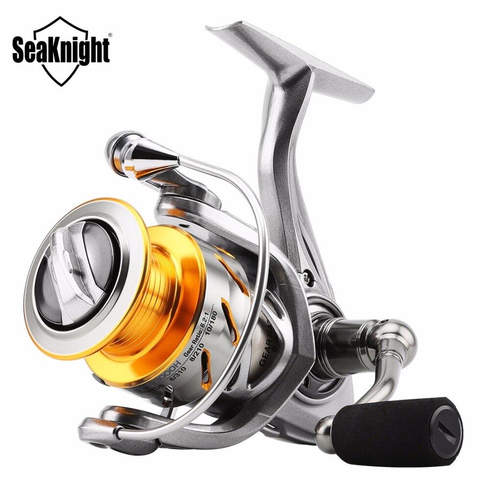 SeaKnight RAPIDE 2000 H 3000 H 4000 H 5000 6000 Spinning Reels 6.2: 1 4.7: 1 11BB Anti-Corrosion De Pêche De Roue Pêche En Eau Salée Bobine
