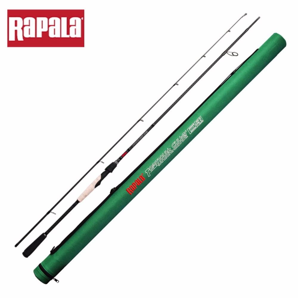 Rapala brand 2017 new lure fishing rod carbon fiber for Fishing pole brands