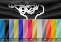 5 5 Momme Pure Real 100 Silk Organza For Wedding Fashion Tutudress Puff Sleeve Etc 100