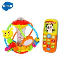 Early Developmental Brinquedos Chocalho Infantis Toys Healthy Ball Smart Music Mobile Bebe Free Shipping 929 & 956