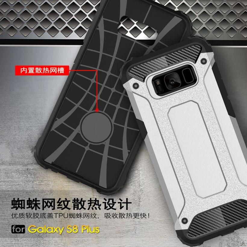 Ανθεκτική θωράκιση θήκης για Samsung Galaxy - Ανταλλακτικά και αξεσουάρ κινητών τηλεφώνων - Φωτογραφία 5