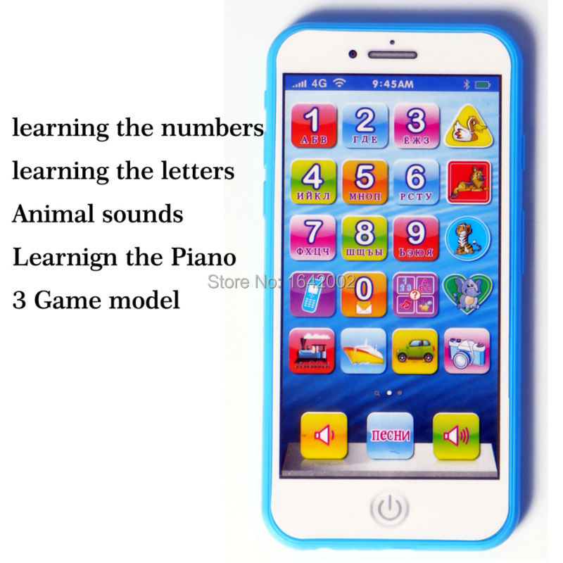 Russian-alphabet-Baby-playmobil-learning-machines-toy-phone-animal-sounds-kids-educational-musical-Phone-toys-For-Children-2