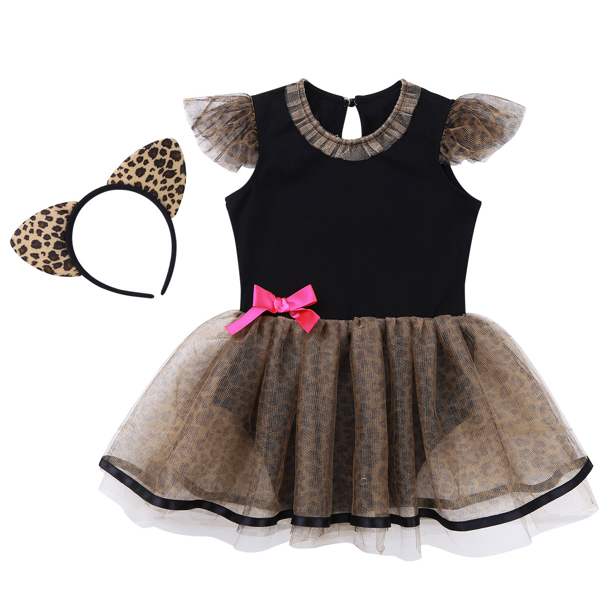 Infant cat costume