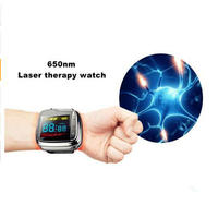 Dropshipper physical therapy equipment laser light therapy watch