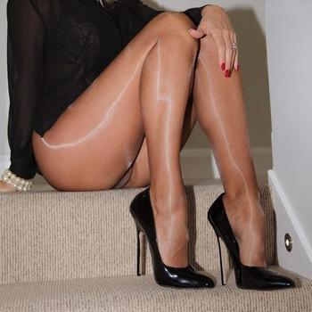 Kobiety pończochy Sexy Super elastyczna nylony rajstopy Sexy chude nogi przezroczysty czarny pończochy L zapobiec hak jedwabne rajstopy tanie i dobre opinie Stałe WOMEN W8T0105037 S8T0105040 Poliester Rayon POLY Tight STANDARD