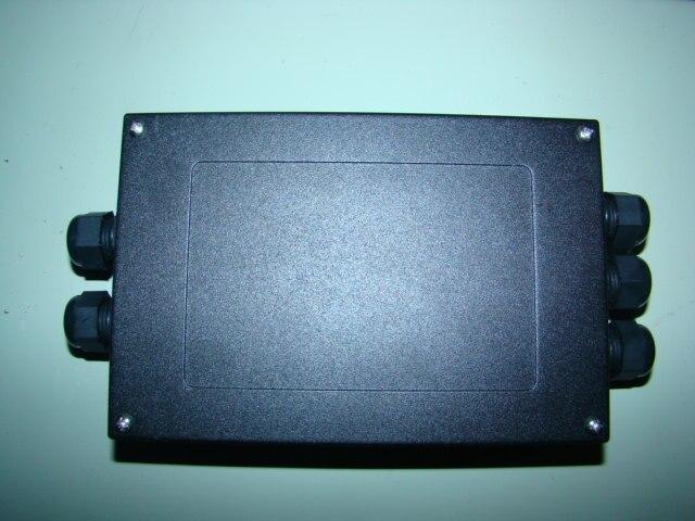 Livraison gratuite 5Way capteur amplificateur 4 en 1 sortie analogique 0-5 V/0-10 V/4-20MA signal amplificateur pour capteurs