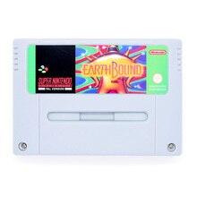 16bit jogo EarthBound cartidge UE Versão Inglês